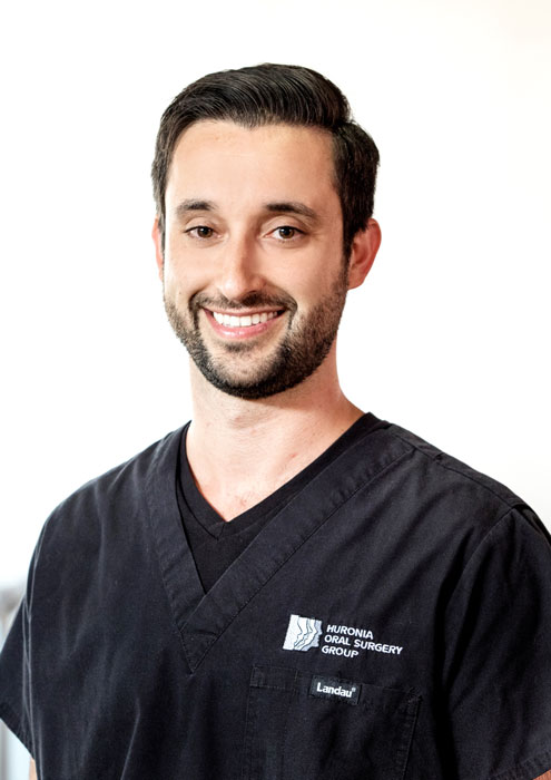 Dr. Mohammad Mokhtari at Huronia Oral Surgery Group
